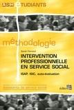 Sarah Ferrand - Intervention professionnelle en service social - ISAP, ISIC, auto-évaluation.