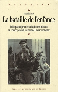 Costituentedelleidee.it La bataille de l'enfance - Délinquance juvénile et justice des mineurs en France pendant la Seconde Guerre mondiale Image