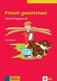 Sarah Fleer - Frisch gestrichen - Leicht & logisch A2. 1 CD audio