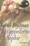Sarah Frydman - Tu t'appelleras Sophie.
