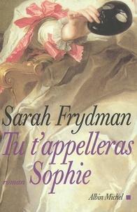 Sarah Frydman et Sarah Frydman - Tu t'appelleras Sophie.