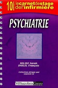 Sarah Halini et François Darlel - Psychiatrie.