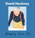 Sarah Howgate - David Hockney drawing from life.