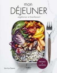 Sarah Kiyo Popowa - Mon déjeuner végétarien et bienfaisant - Préparer & emporter.