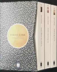 Sarah Lark - Coffret précieux - Coffret en 3 volumes : Le pays du nuage blanc ; Le chant des esprits ; Le Cri de la terre.