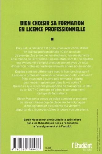 Licence pro : bien choisir sa formation