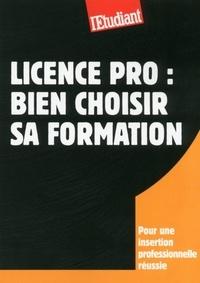 Sarah Masson - SERIE ETUDES  : Licence pro : Bien choisir sa formation.