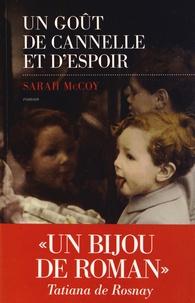 Sarah McCoy - Un goût de cannelle et d'espoir.