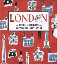 Sarah McMenemy - London - A three-dimensional expanding city guide.