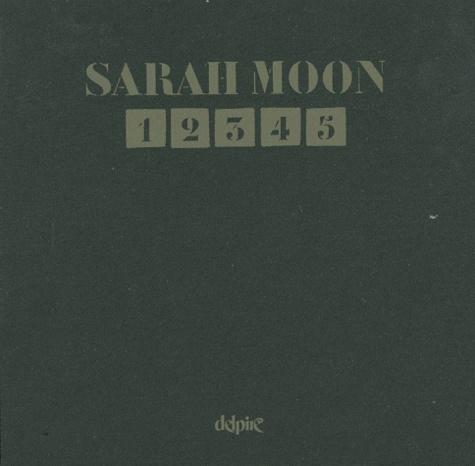 Sarah Moon - 1.2.3.4.5 - Coffret 5 volumes. 1 DVD