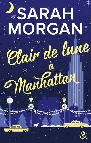 Clair de lune à Manhattan. le cadeau de Noël idéal et romantique sous la neige de New-York !