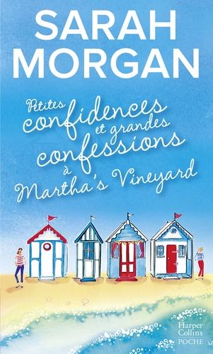 """Petites confidences et grandes confessions à Martha's Vineyard. Découvrez """"Mariage sous les flocons"""", la nouvelle romance de Noël de Sarah Morgan"""