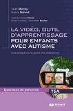 Sarah Murray et Brenna Noland - La vidéo, outil d'apprentissage pour enfants avec autisme - Guide pratique pour les parents et les professionnels.