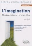 Sarah Ozmu - L'imagination - 20 disserations commentées, Concours 2011.