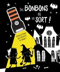 Sarah Vince et Hayley Down - Des bonbons ou un sort ! - Avec une lampe magique.