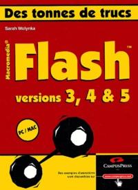Feriasdhiver.fr Flash versions 3, 4 & 5 Image