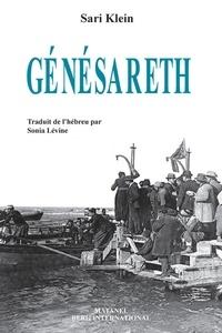 Sari Klein - Génésareth.