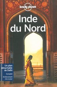 Sarina Singh et Joe Bindloss - Inde du Nord. 1 Plan détachable