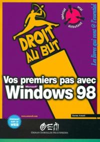 Feriasdhiver.fr Vos premiers pas avec Windows 98 Image