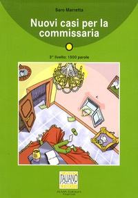 Saro Marretta - Nuovi casi per la commissaria. 1 CD audio