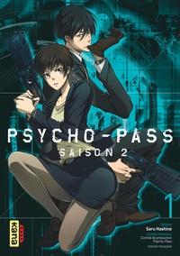 Saru Hashino - Psycho-Pass saison 2 Tome 1 : .