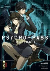 Saru Hashino - Psycho-Pass Saison 2, tome 1.