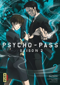 Saru Hashino - Psycho-Pass saison 2 Tome 2 : .