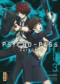 Saru Hashino et Yukio Reuter - Psycho-Pass saison 2 Tome 3 : .