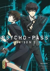 Saru Hashino - Psycho-Pass saison 2 Tome 4 : .