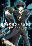 Saru Hashino - Psycho-Pass Saison 2 - tome 4.