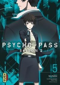 Saru Hashino - Psycho-Pass saison 2 Tome 5 : .
