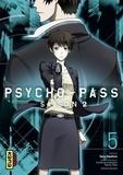 Saru Hashino - Psycho-Pass - Saison 2 - tome 5.