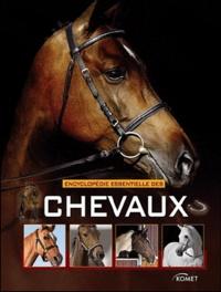 Saskia Brixner - Encyclopédie essentielle des chevaux.