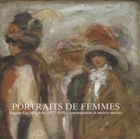 Histoiresdenlire.be Portraits de femmes - Eugeen Van Mieghem (1875-1930), contemporains et maîtres anciens Image