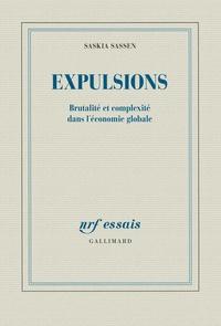 Saskia Sassen - Expulsions - Brutalité et complexité dans l'économie globale.