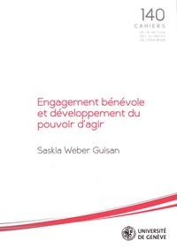 Saskia Weber Guisan - Engagement bénévole et développement du pouvoir d'agir.