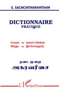 Accentsonline.fr Dictionnaire pratique français-tamoul srilankais Image
