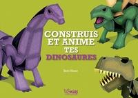 Sato Hisao - Construis et anime tes dinosaures.