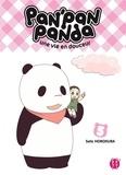 Sato Horokura - Pan'pan panda Tome 5 : .