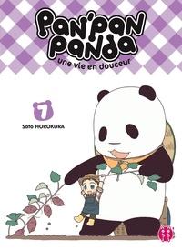 Sato Horokura - Pan'pan panda Tome 7 : Une vie en douceur.
