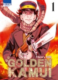 Satoru Noda - Golden Kamui Tome 1 : .