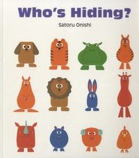 Satoru Onishi - Who's Hiding?.