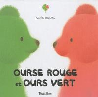 Satoshi Iriyama - Ourse rouge et Ours vert.