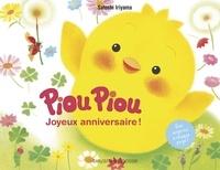 Satoshi Iriyama - Piou Piou  : Joyeux anniversaire !.