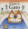 Satoshi Kitamura - El baño de gato.