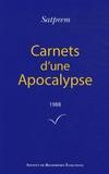 Satprem - Carnets d'une Apocalypse - Tome 8 (1988).