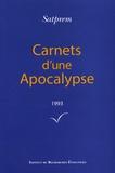 Satprem - Carnets d'une Apocalypse - Tome 13 (1993).