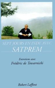 Satprem et Frédéric de Towarnicki - .