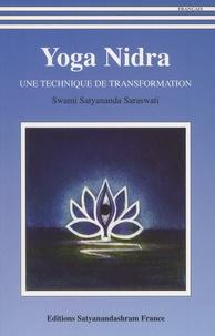 Satyananda Saraswati - Yoga Nidra.