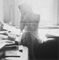 Saul Leiter - Saul Leiter in my room.